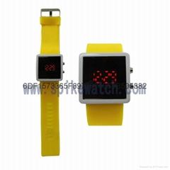 時霸表業LED數字電子手錶