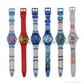 swatch廣告促銷禮品手錶 2