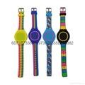 新款時尚超薄LED手錶 5