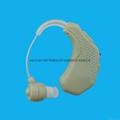 耳背式可充電助聽器/老年人無線遙控器耳聾機 1