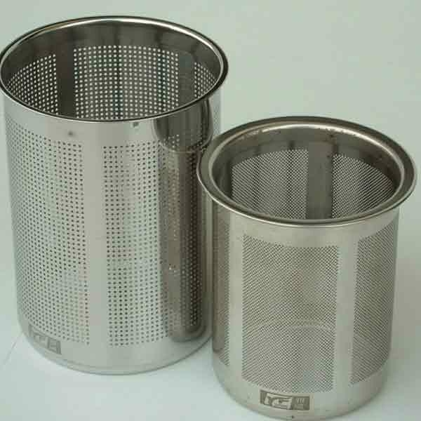 Perforated Metal Mesh Pipe Filters Perforatfilter