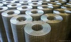 镀锌电焊钢丝网
