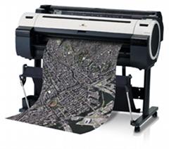 大幅面打印机iPF750