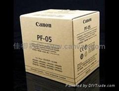 佳能大幅面打印頭PF-05