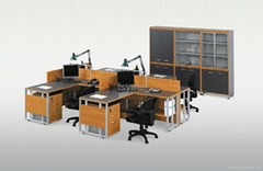latest design office desk with patented frame