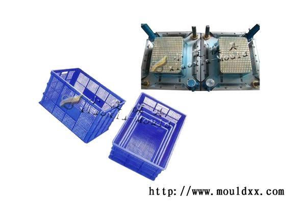 定塑料週轉箱模具 5