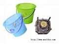家用塑料桶模具 1