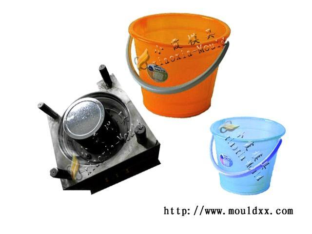 家用塑料桶模具 5