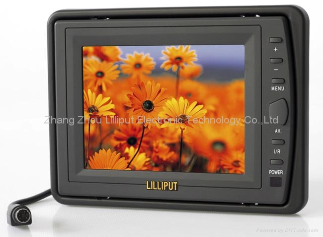 "5.6"" TFT LCD HEADREST MONITOR(227GL-56NP)"