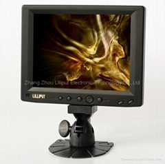 "LILLIPUT 8"" VGA MONITOR("