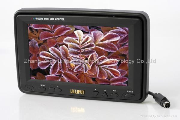 "7"" Car LCD headrest Monitor (319GL-70NP)"