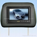 LILLIPUT 8'' VGA HEADREST touchscreen monitor(HR702-NP/C/T) 1