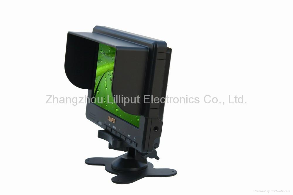 "LILLIPUT 7"" Camera Monitor with HD-SDI, HDMI & YPbPr Input  2"