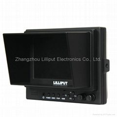 "LILLIPUT 5"" LCD Video Ca"