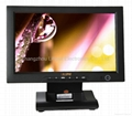 "LILLIPUT 10.1"" LCD Camera Monitor with SDI, HDMI & YPbPr Input"