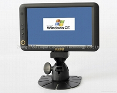 "LILLIPUT 7"" Embedded All In One PC with WinCE OS"