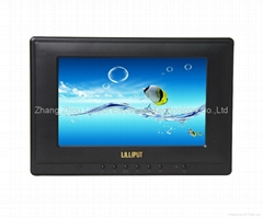 "LILLIPUT 7"" Surface Acoustic Wave Touch Monitor (659GL-70NP/C/T)"