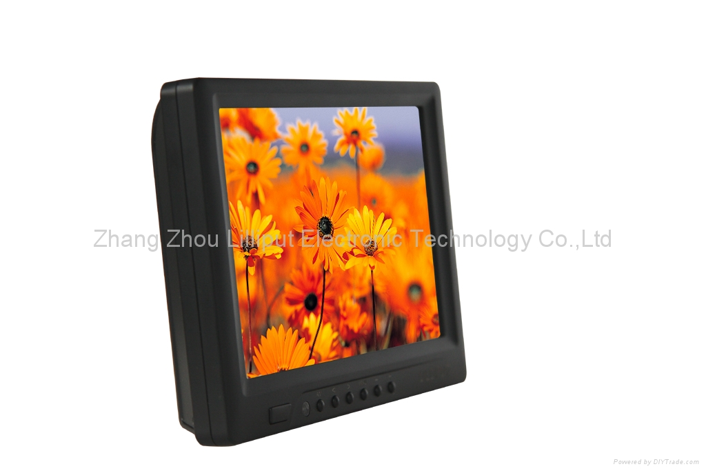 """LILLIPUT 7"""" LCD Touch Monitor with DVI & HDMI Input 669GL-70NP/C/T 5"""