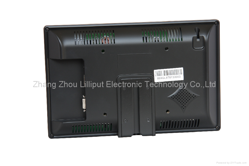 """LILLIPUT 8"""" LCD Touch Monitor with DVI & HDMI Input 869GL-80NP/C/T 3"""