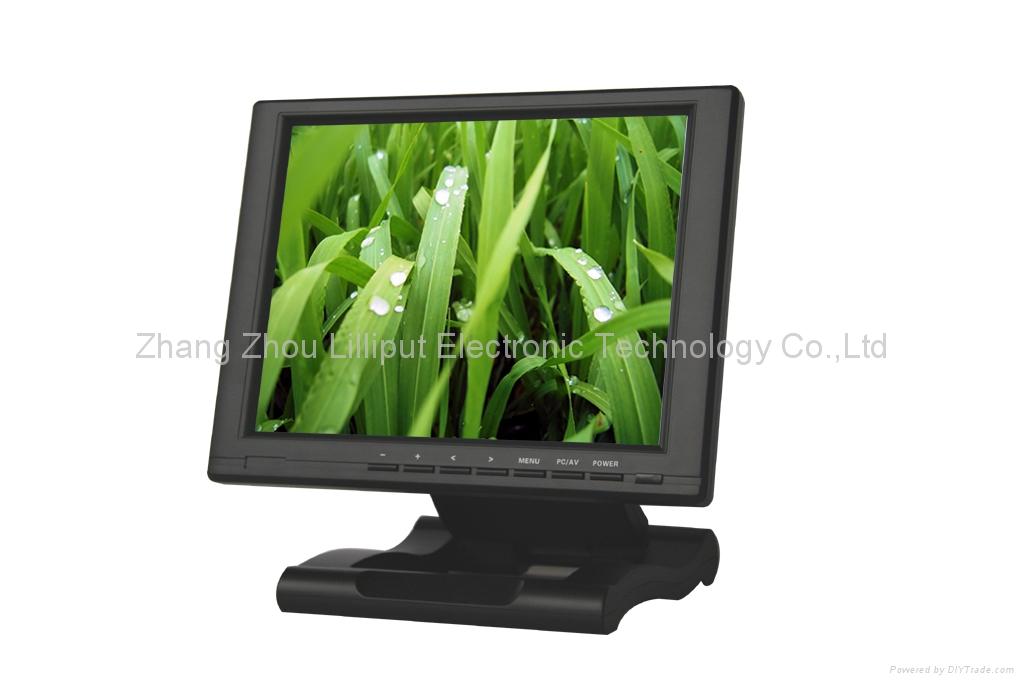 "LILLIPUT 10.4"" TFT LCD Monitor with DVI & HDMI FA1046-NP/C/T 1"