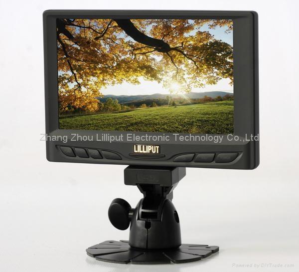 LILLIPUT 7'' touchscreen VGA monitor(629GL-70N/C/T) 1