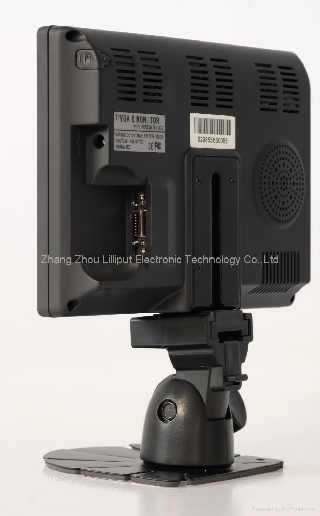 LILLIPUT 7'' touchscreen VGA monitor(629GL-70N/C/T) 2