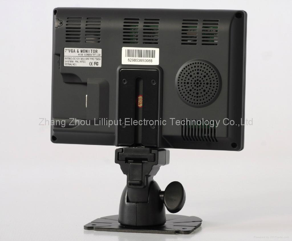 LILLIPUT 7'' touchscreen VGA monitor(629GL-70N/C/T) 3