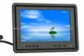 LILLIPUT 8'' VGA HEADREST touchscreen monitor(HR702-NP/C/T) 2