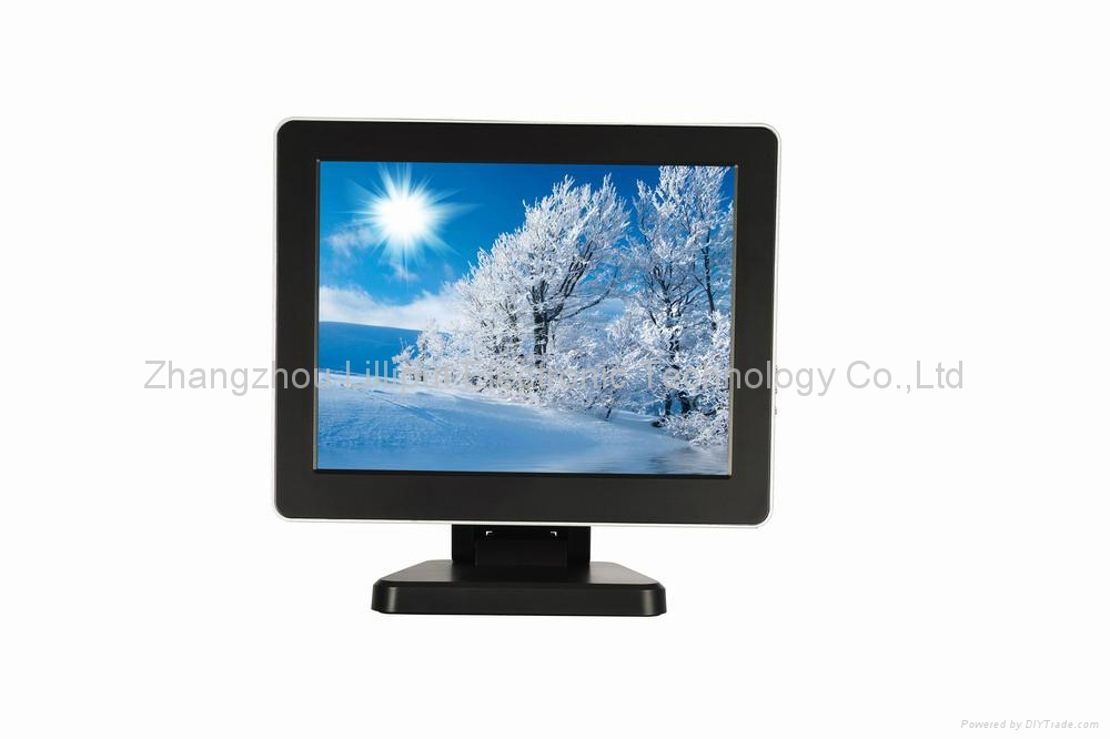 "NEW!!!Lilliput 9.7"" USB Monitor & HDMI Sync output for IPHONE4S/IPAD2/3(UM900) 4"