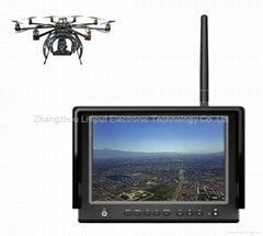 "Lilliput 7"" FPV Monitor with 1280*800 IPS Panel for aerial photography. (664/W)"