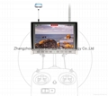 "7"" FPV Monitor, Channel auto searching  (339DW)"