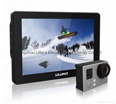 7'' LCD Monitor Design f