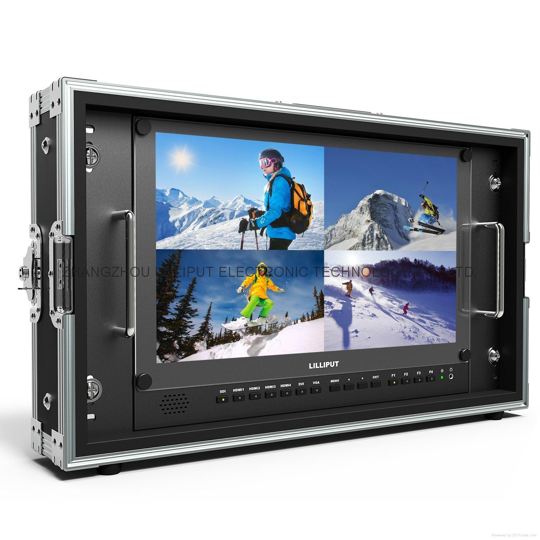 15.6'' Carry-on 4K monitor - BM150-4K