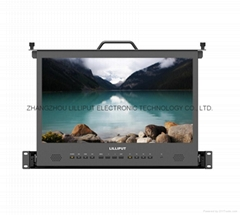 17.3'' 1RU Pull-out Monitor - RM-1730/S