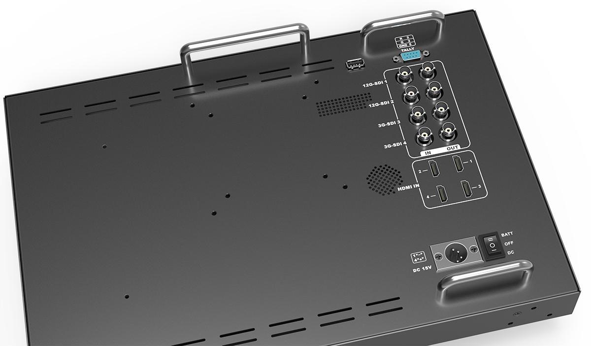 12G-SDI Carry-on Monitor