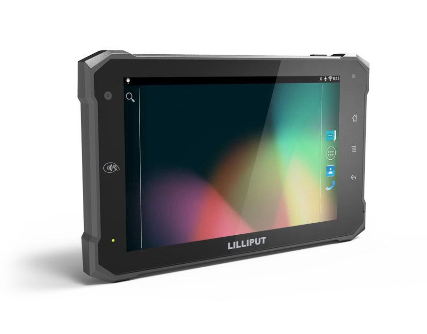 Tablet for fleet management