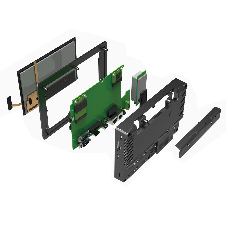 7'' Embedded PC
