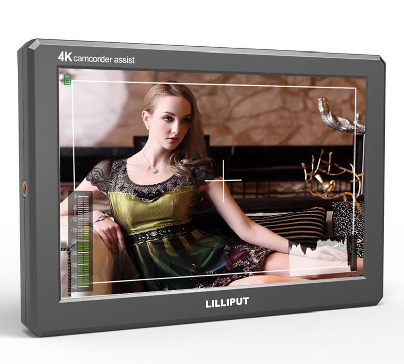 "8.9"" 4K Camera Monitor  A8S 1"