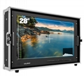 28inch 4K resolution Broadcast Field Monitor with HDR, 3D-LUT&Color space