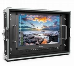 """15.6"""" inch 4K resolution Broadcast Field Monitor with HDR, 3D-LUT & Color space"""