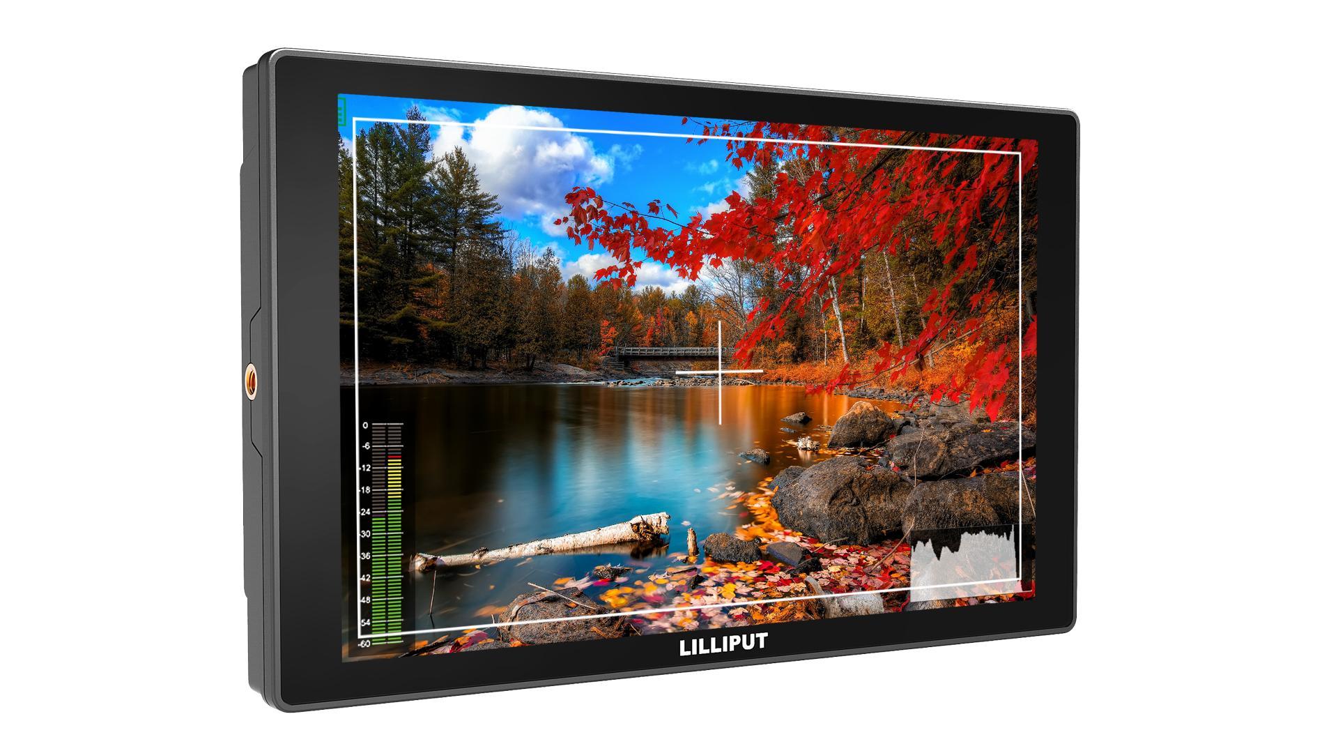 LILLIPUT 10.1'' FHD HDMI/SDI Monitor