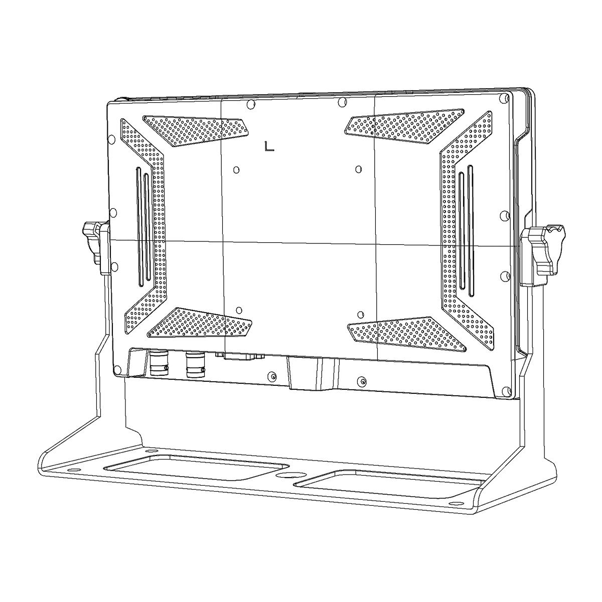 LILLIPUT 10.1'' FHD HDMI/SDI Monitor 6