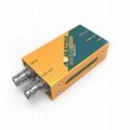 AVMATRIX 3G-SDI to HDMI Pocket-size broadcast Converter 2