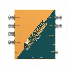 AVMATRIX 3G-SDI QUAD SPL