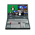 AVMATRIX Portable 6 Channel Multi-format Video Switcher