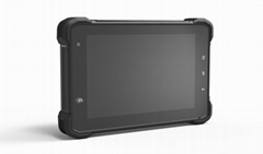 "7""Rugged Android Tablet PC with J1939/OBD-II/CAN BUS/GPS/4G/NFC"