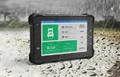 7 Inch 800 cd/m² In-vehicle Android Fleet Tablet PCwith RS232/CANBUS/OBD/II/J193