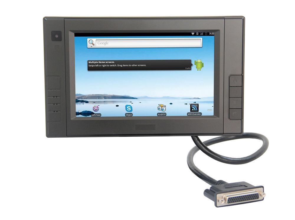 GPS system for precision agriculture