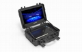 portable suitcase director monitor,