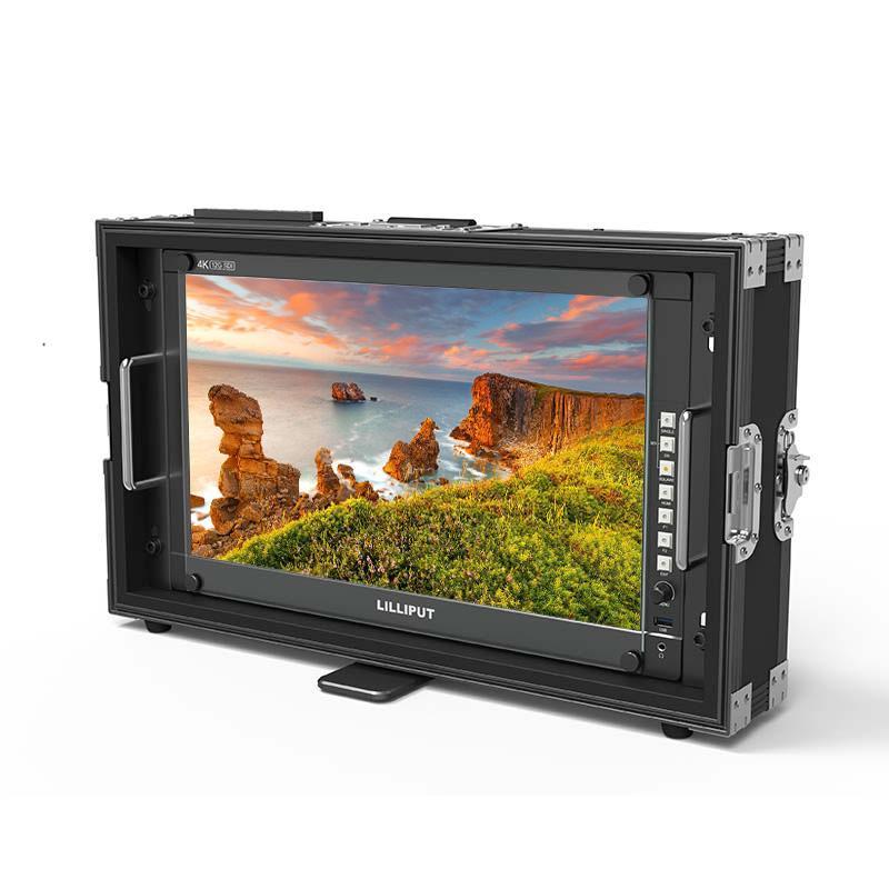 LILLIPUT Q17 17.3 inch 4K 12G-SDI HDMI 2.0 12G SFP Production Monitor  2